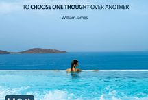 Inspirational Quotes / Be exhilarated to lead a healthier lifestyle with our collection of inspirational health and fitness quotes.