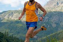 Ultra-Trails, Climbs and Tri's / Best photos from around the world of amazing running trails, mountain climbs and triathlons
