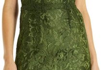 *Weddings in Olive/Moss Green / by AngieM81