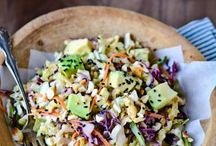 Recipes - Salads / by Diane