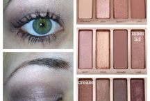 Naked palette tutorials 3  / by Shelby Williams