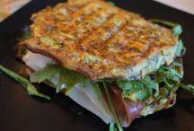 Madpakke inspiration / Inspiration til en sund madpakkes, samt frokost derhjemme