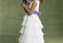 bruidsmeisje jurken kind