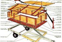 camper trailers / by judy healey