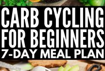 carb cycling meal plan