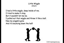 EYFS songs and rhymes