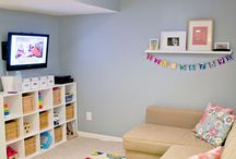 Family/playroom / Furniture & Storage
