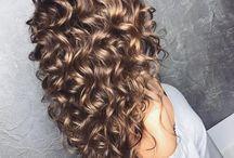 Só penteados