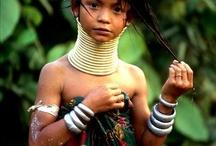 Padaung / Kayan, Burma Thailand
