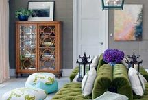 Living Rooms / by Teresa Lutz