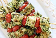 grilliruokaa / grill food