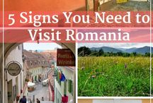 Romania Travel and Pics / Romania Travel and Pics to inspire your trip to Bucharest, Transilvania, Dracula Castle, Maramures and more