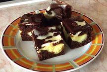 kavart édes sütemény