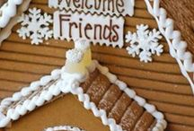 Gingerbread house project ideas
