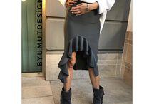 Kadın modası 2017