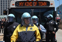 TO SERVE AND PROTECT . . . / by Kent Erickson