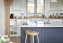 Kitchens - Cottage Style