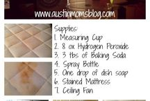 Spotless Cleaning Hacks