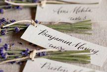 Inspiration Boards Lavander Herb