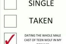 → Teen wolf ←