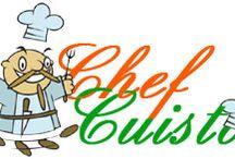le chef cuisto recettes