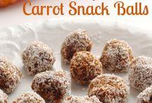Carrot balls