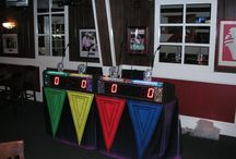 Game Show Mania / Another service offered by our company. It's a great way to add fun to a wedding rehearsal dinner, reception, corporate event, birthday, and many other events!
