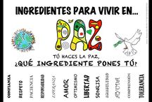 Actividades Día Paz / Ideas para celebrar Día Escolar de la Paz