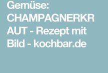 Champagnerkraut