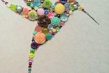 Button and Tassels / All things button