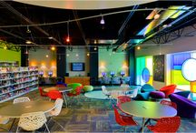 Teen Library Spaces