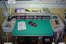 Scale Model Tools & workbench