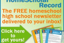 Sales and Events / Helping parents homeschool high school with special deals on my homeschool resources! Free kindle books, discounts, and so much more!
