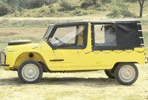 Citroën Mehari ♥♥♥ / Sélection des plus belles images de la Méhari par Méhari Côte d'azur. www.mcda.com #mehari #2cv #dyane