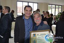 Wilson Beserra e Homenageado na Câmara, recebendo o Título de Cidadão Itaguaiense