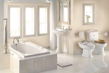 Silverdale Nouveau Suite / Quintessentially classical suite available in white and Old English White