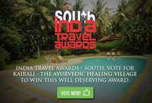 Vote For Kairali- The Ayurvedic Healing village / We are NOMINATED FOR Award So please Vote For Us