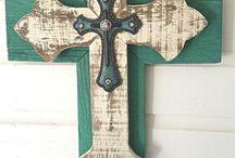 cruces madera