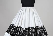 Šaty 60 léta