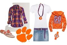 Clemson / by Angela Keller