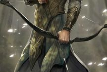 Legolas drawing