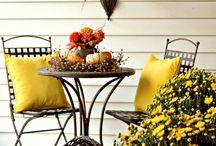 Pro náš byt,domek,zahradu