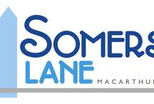 Somerset Lane / Somerset Lane offers mid-sized residential lots and American-themed 2-storey and single-storey houses with usable roof deck. This gated development is within a flood-free location that affords its residents the best of both worlds-proximity to Tarlac's attractions and the countryside ambience.