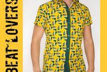 Beat Lovers / Camisas de esas que ya no se hacen :)
