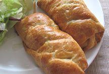 Sausage Rolls & Pies