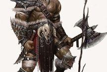 Orcs Study