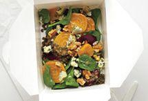 Salad, salad... I do love a GOOD salad!!! / by Melanie Fuchs