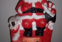 Blow Mold Christmas / by Bonnie Schwartz