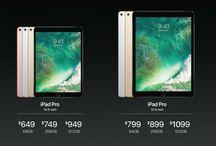 Apple lanseaza tabletele iPad Pro la WWDC 2017, cu 120Hz rata refresh
