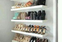 organización complementos y ropa